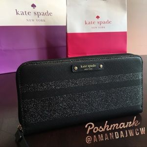 Kate Spade Neda Wallet - New with tags!